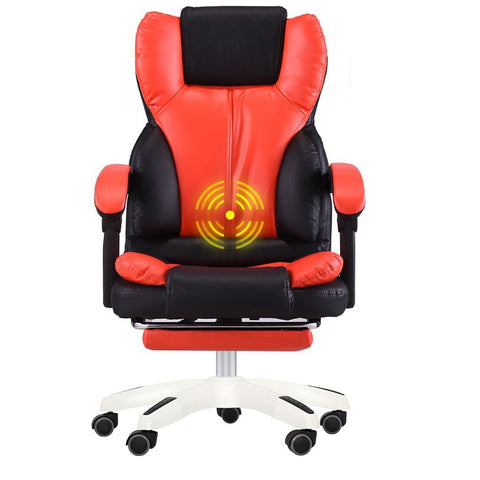 Office Boss Chair Ergonomic Computer Gaming Chair Internet cafe Seat Reclining