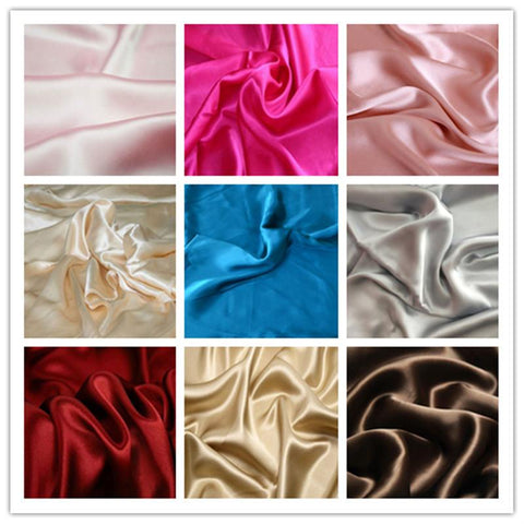Image of Pure Silk Pillowcase Zipper Pillowcase Cover Silk Cushion