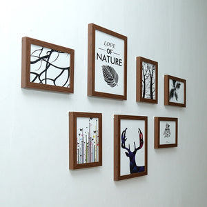 Classic Photo Frame For Wall Hanging Picture Frame Photo Wall Art