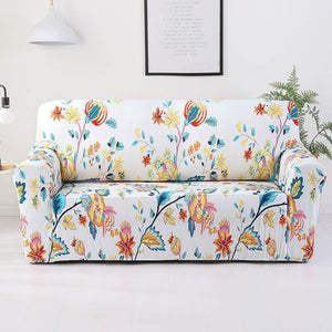 Sofa Cover Elastic Slipcovers for Armchairs Sofa Set Couch Cover