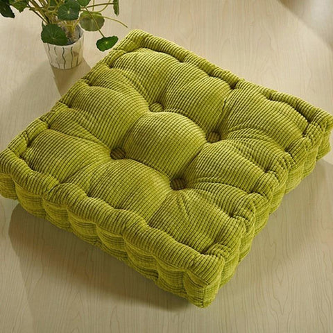 Image of Corncob Tatami Seat Office Chair Sofa Fabric Cushions Home Decor Pillow