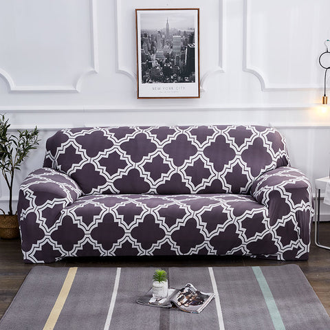 Image of Stretch Slipcover Elastic Stretch Sofa Cover for Living Room Couch Cover