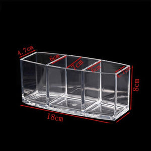 Makeup Organizer Cosmetic Holder Makeup Tools Storage Box