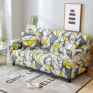 Sofa Cover Elastic Stretch Furniture Covers Slipcovers for Armchairs Couch Cover