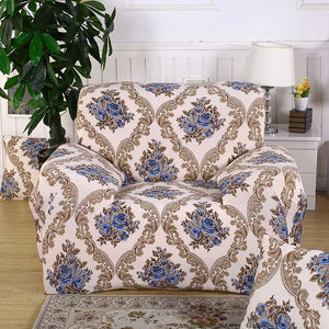 Stretch Sofa Cover Elatic Slipcovers for Armchairs Couch Sofa Set