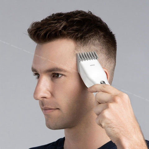 Image of Professional Beard Trimmer Cordless USB Rechargeable Hair Cutting Machine