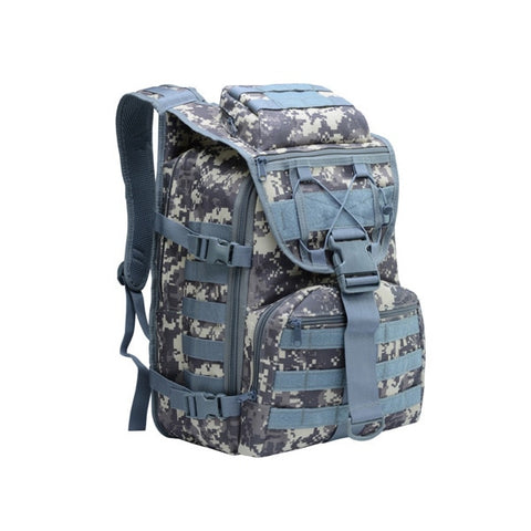 30L Capacity Army Men Tactical Military Backpack Big Waterproof Outdoor Sport Hiking Camping Hunting Camouflage Bags