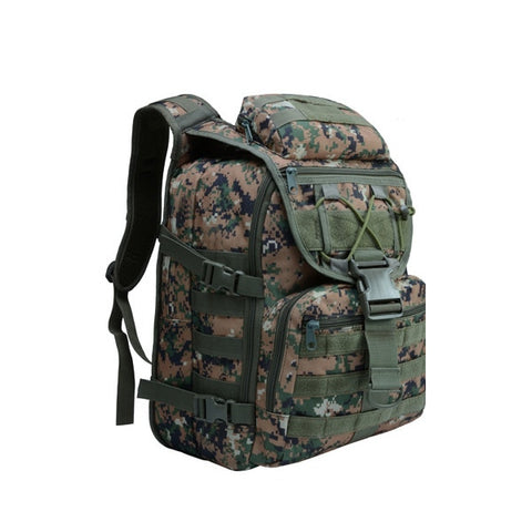 Image of 30L Capacity Army Men Tactical Military Backpack Big Waterproof Outdoor Sport Hiking Camping Hunting Camouflage Bags
