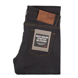 NAKED & FAMOUS super guy stretch selvedge