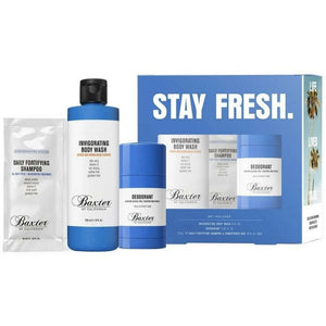 BAXTER OF CA stay fresh gift set