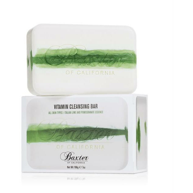 BAXTER OF CA vitamin cleansing bar