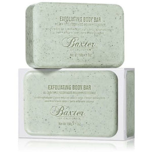 BAXTER OF CA exfoliating body bar