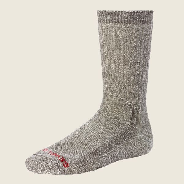 RED WING merino wool sock, khaki