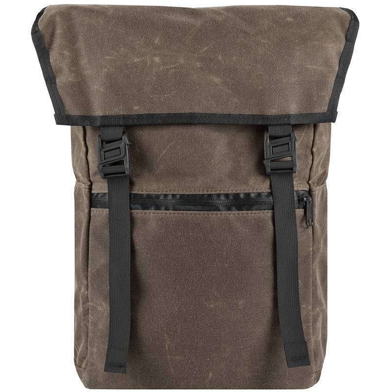 YNOT Magnetica Waxed Backpack