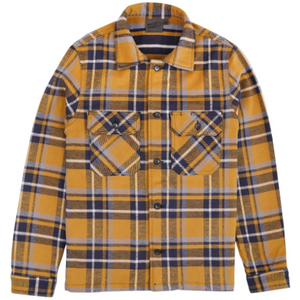 NAKED AND FAMOUS Heavyweight Vintage Flannel