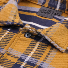 Load image into Gallery viewer, NAKED AND FAMOUS Heavyweight Vintage Flannel