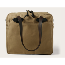 Load image into Gallery viewer, FILSON Tote Bag with Zipper