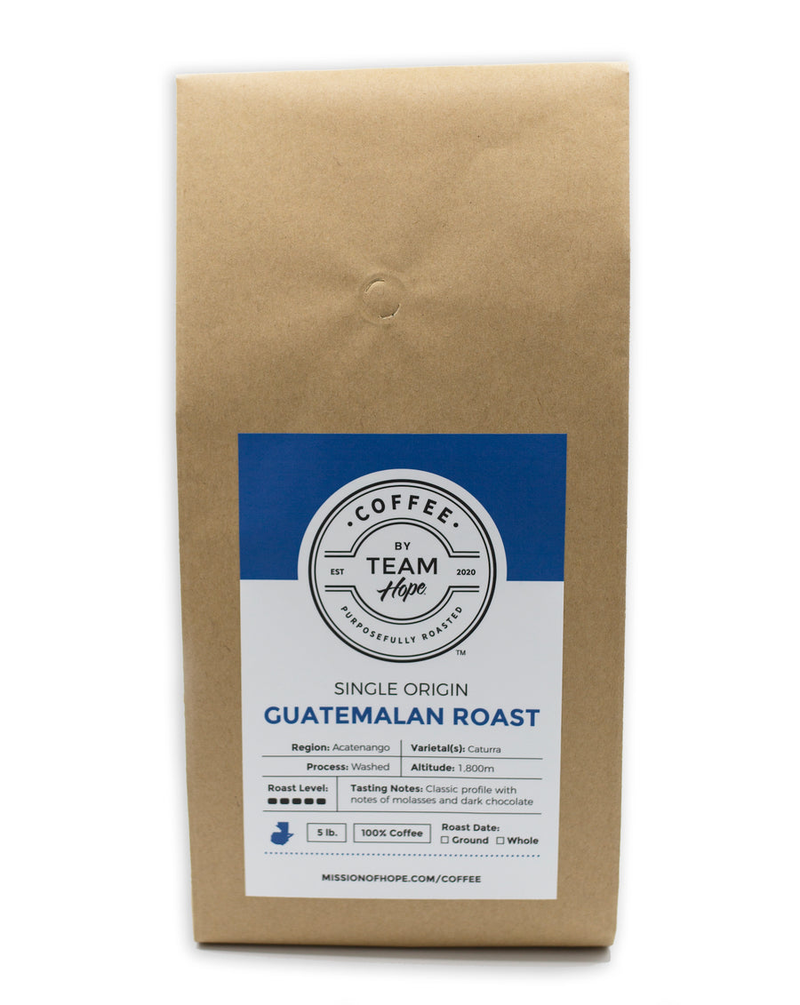 5lb Guatemalan Church Coffee