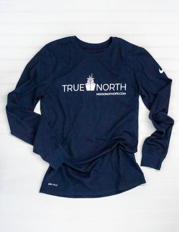 TRUE NORTH NIKE DRI-FIT PERFORMANCE BLEND