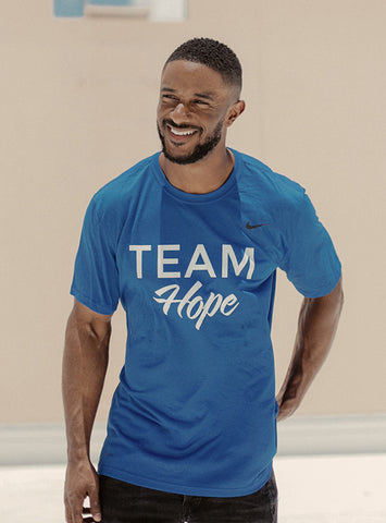 """Team Hope"" Nike Dri-Fit (3 colors) 2018"