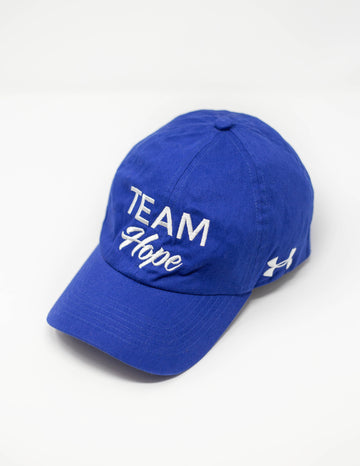 TEAM HOPE UNDER ARMOUR CAP