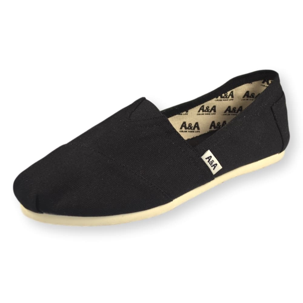 Canvas Slip On Shoes for Men and Women