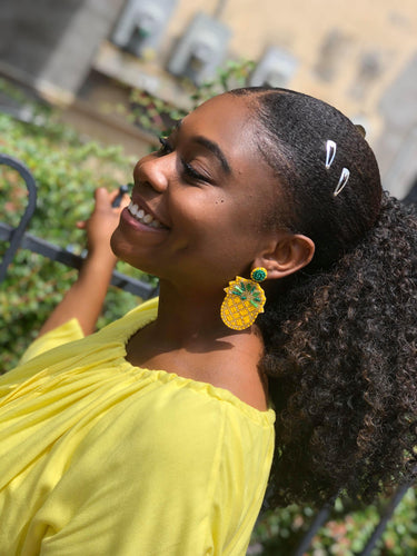 Fineapple Earrings