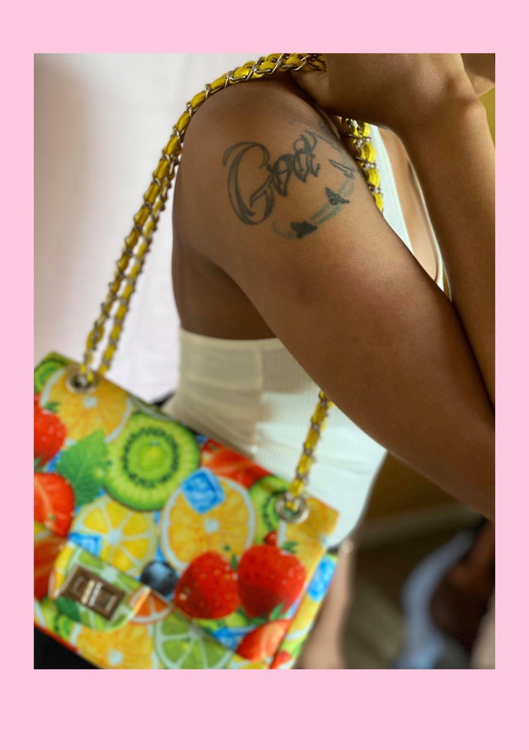 """ Fruitastic"" Handbag"