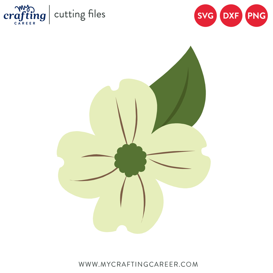 Dogwood Blossom Cutting File