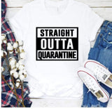 Straight Quarantine Tee