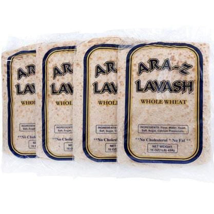 ARAZ LAVASH (Whole Wheat)