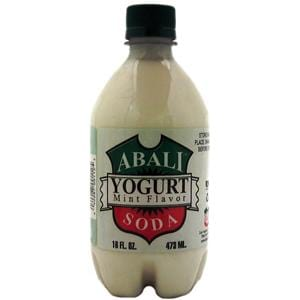 Abali Yogurt Soda - Mint