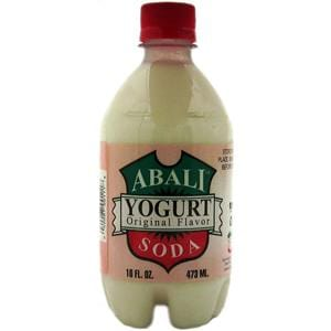 Abali Yogurt Soda - Original