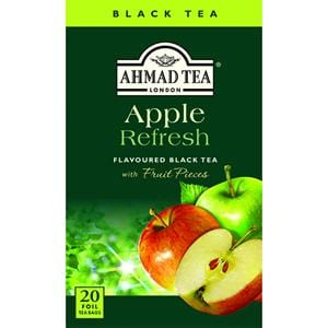 Ahmad Apple Black Tea 20 Tea Bags