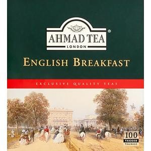 Ahmad English Breakfast 100 Tea Bags