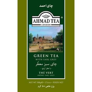 Ahmad Green Tea with Earl Grey Tea