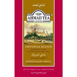 Ahmad Imperial Blend Tea - Darjeeling & Assam with Earl Grey