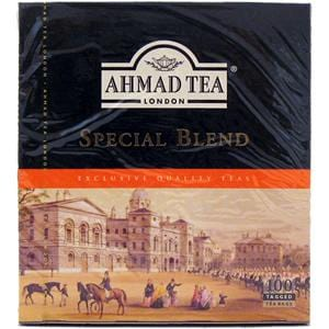 Ahmad Special Blend 100 Tagged Tea Bags