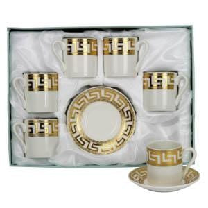 Coffee Cups set of 6