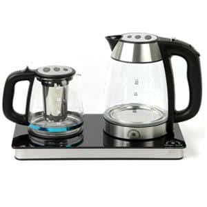 Golden Star Electric Kettle with TeaPot