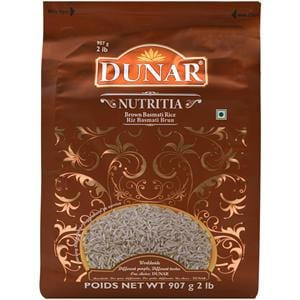 Dunar Nutritia Brown Basmati Rice