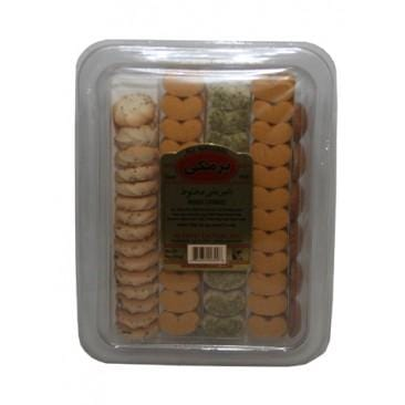 Barmaki Mixed Cookies ( Shirini Makhloot )