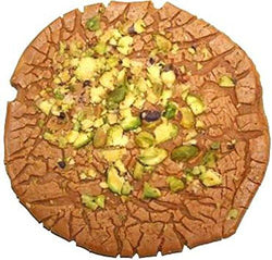 Fard Saffron Brittle and Pistachio Brittle Mixed