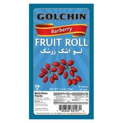 GOLCHIN BARBERRY FRUIT ROLLS (ZERESHK)