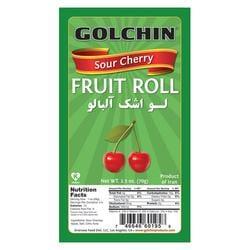 GOLCHIN SOUR CHERRY FRUIT ROLLS (ALBALOO)
