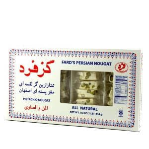 Persian Nougat (Gaz/Gas) In Window Box