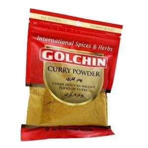 Golchin Curry Powder