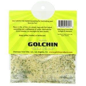 Golchin Fish Seasoning