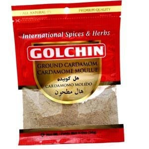 Golchin Ground Cardamom