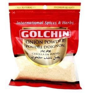 Golchin Onion Powder